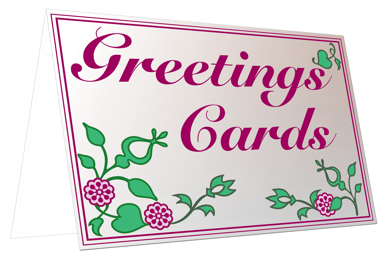 Personalised Greetings Cards in Bedfordshire UK