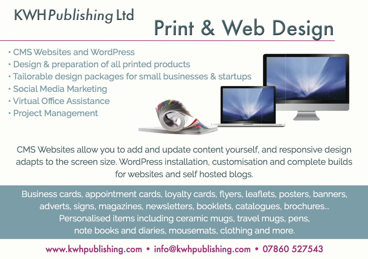 Affordable print and web design for 2015